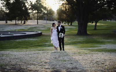 Albert Park Wedding Videography – Alex & Amy