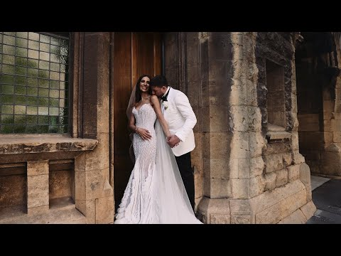 Crown Wedding Venue Wedding Videography – Peter and Eleana