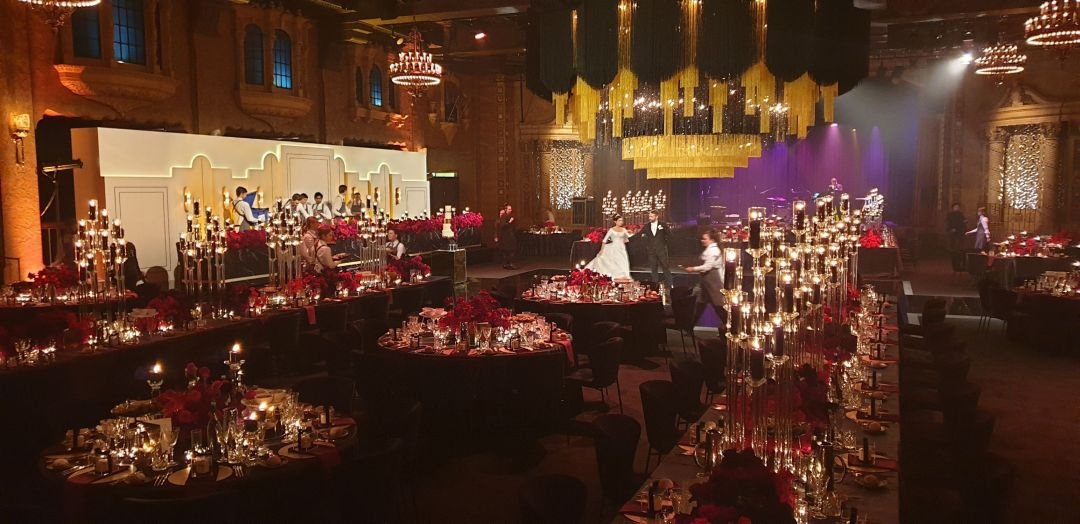 Plaza Ballroom Wedding Videography Melbourne