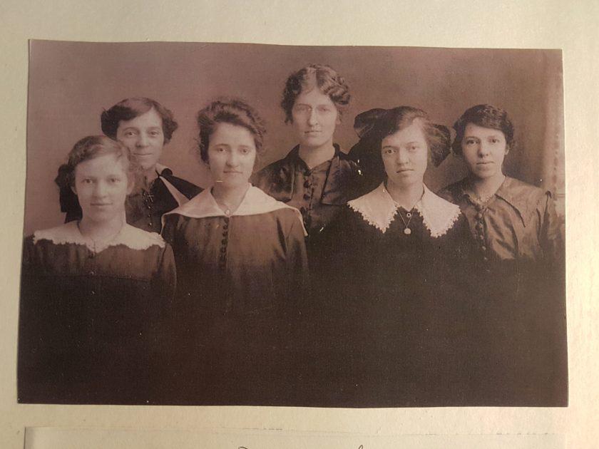 Journée internationale des femmes,  Les soeurs Beauregard