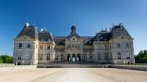 Vaux le Vicomte - château de Nicolas Fouquet