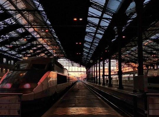 Train pour Caen