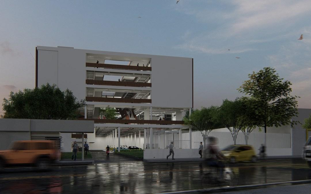 Corporación Universitaria Rafael Núñez – Nueva Sede Ciencias de la Salud
