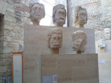 Heads of Kings of Judah, 1220-1230