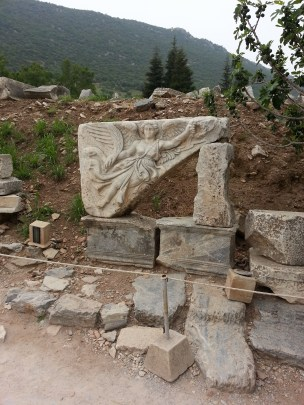 From Temple of Domitian area