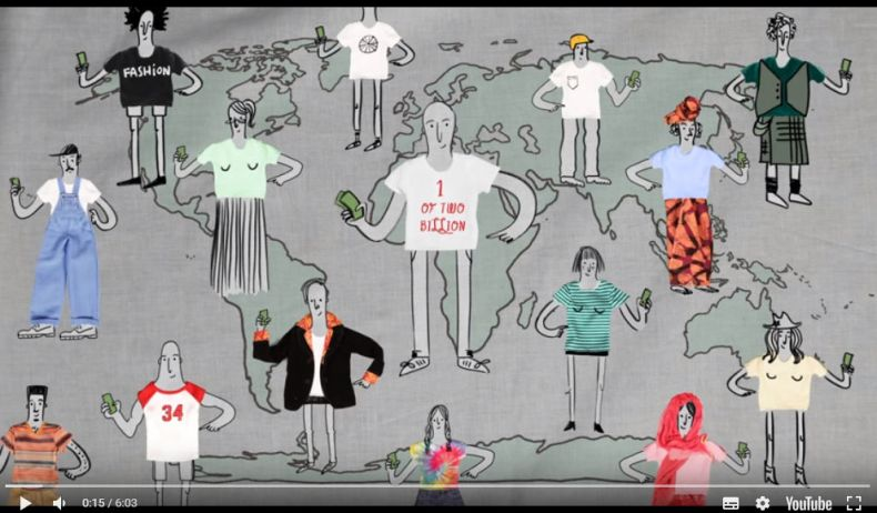 life cycle of a tee shirt - The life cycle of a t-shirt