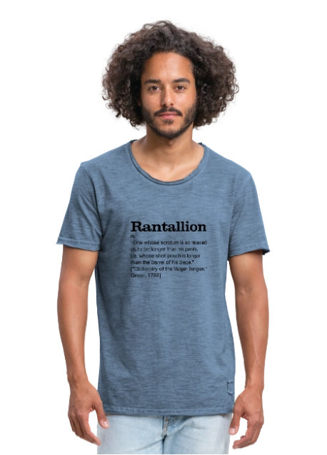 rantallion mens tee shirt