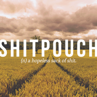 Shitpouch