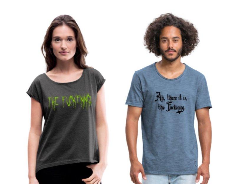 the fuckening teeshirts - The Fuckening Tee Shirts