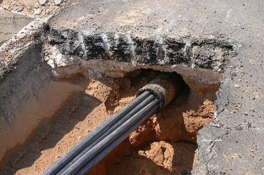 Кабель для ввода электричества в дом ввод под землей со