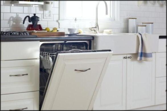 Встраиваемая посудомойка
