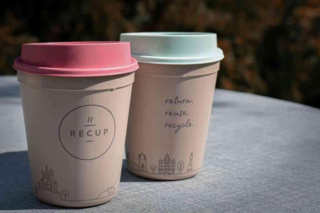 Recycle cups - Hergebruik je content