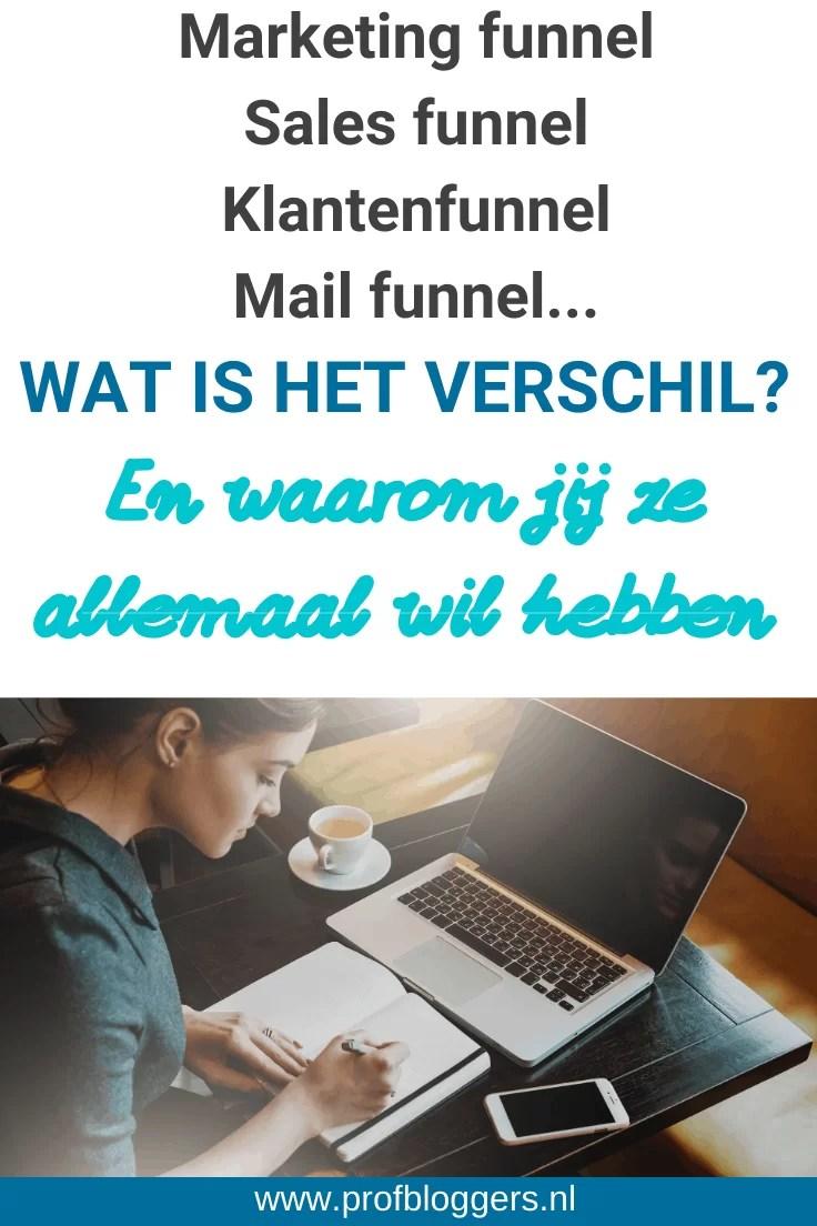Wat is een mail funnel