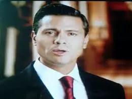 Enrique Peña Nieto dirigió mensaje y habló sobre el caso de la Maestra Elba Esther Gordillo.