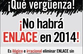 Organizaciones civiles continúan exigiendo ENLACE 2014