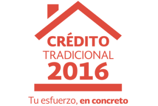 CRÉDITO HIPOTECARIO FOVISSTE 2016