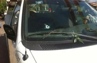 Un estudiante herido de bala tras enfrentamiento entre Policías y Normalistas en Michoacán