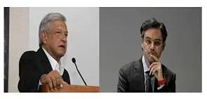 Chocan de nuevo AMLO y Aurelio Nuño