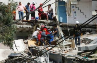 Por sismo, suspenden clases en 10 Estados