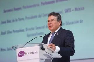 El SNTE, entre los gigantes mundiales de la innovación tecnológica