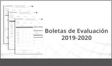 Descargar Boletas de Evaluación 2019-2020. |