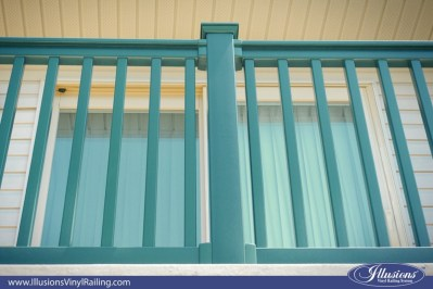 Grand Illusions Color Vinyl Deck Railing is certified safe by the International Codes Council Evaluation Service (ICC-ES) for use on any height above grade. Protect your family and friends - be sure your next deck railing is certified safe!