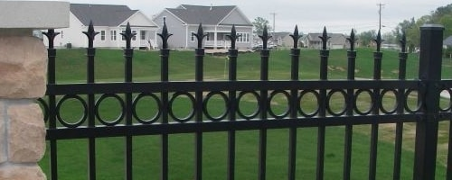 profencesupply is a nationwide seller of Ameristar fence materials including Montage Rackable Steel fence and Eschelon Aluminum fence products. Click here to visit the Ameristar page.