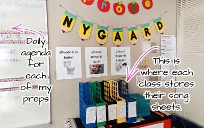 Photo Essay: Profe Nygaard's Classroom Tour