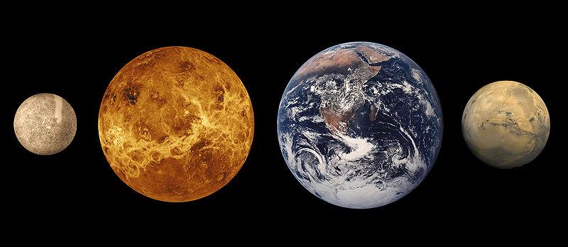 planetes interiors