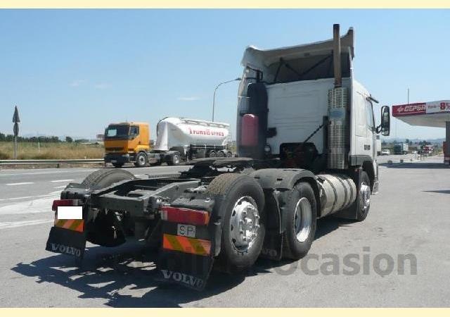 Cabeza tractora Volvo FM12.420 12