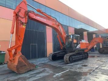 Excavadora de cadenas Hitachi ZX350LCN-5B 161