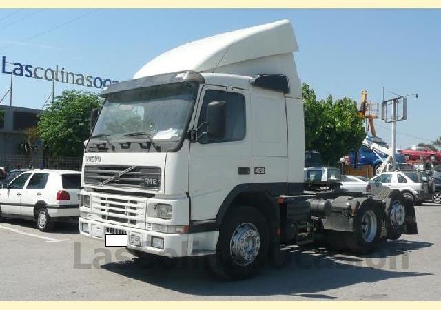 Cabeza tractora Volvo FM12.420 13