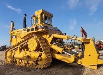 Bulldozer Caterpillar D10 173