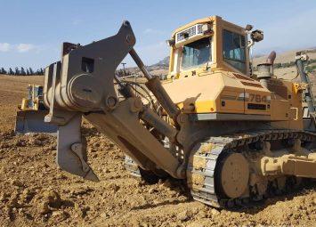 Bulldozer Liebherr PR 764 193