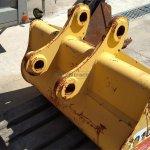 Cazo de pala cargadora JCB 1,2 m ancho, año 2010 Profesiolan 562