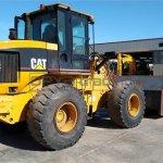 Pala cargadora Caterpillar 924G Profesiolan 102