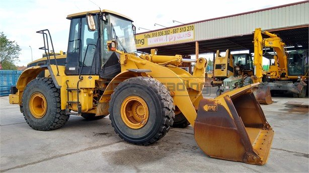 Pala cargadora Caterpillar 950G Profesiolan 143