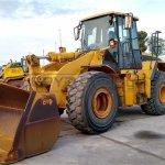 Pala cargadora Caterpillar 950G Profesiolan 144