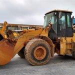 Pala cargadora Caterpillar 962G Profesiolan 153