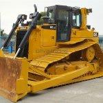 Bulldozer sobre orugas Caterpillar D6T LGP Profesiolan 205
