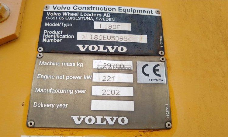 Volvo L180E Profesiolan 394