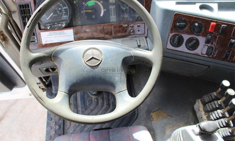 Cabeza tractora Mercedes-Benz Actros 2531 Profesiolan 474