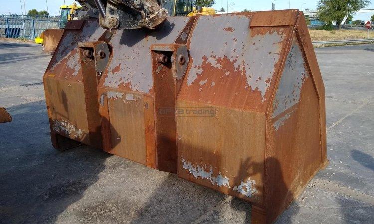 Cazo para palas cargadoras Volvo Profesiolan 623
