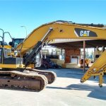Excavadora CATERPILLAR 329E Profesiolan 71