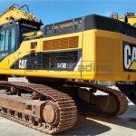 Excavadora de cadenas CATERPILLAR 345D Profesiolan 92