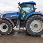 New Holland T7.250AC, Agrotec 121