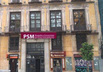 Local en pleno centro Málaga Inmobiliaria PSM 192