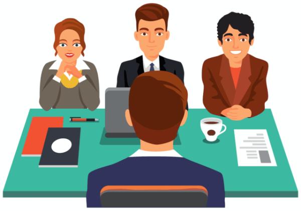 Entrevista de panel | Profesionistas