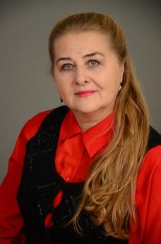Тертишна Олена Володимирівна.