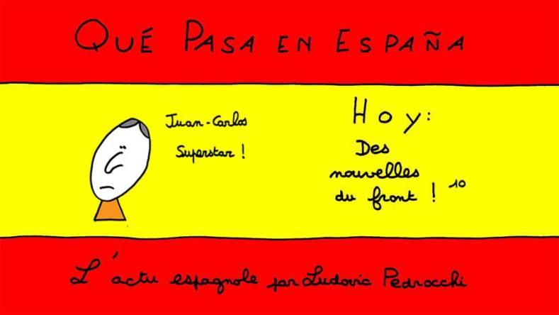 Juan-Carlos Superstar !